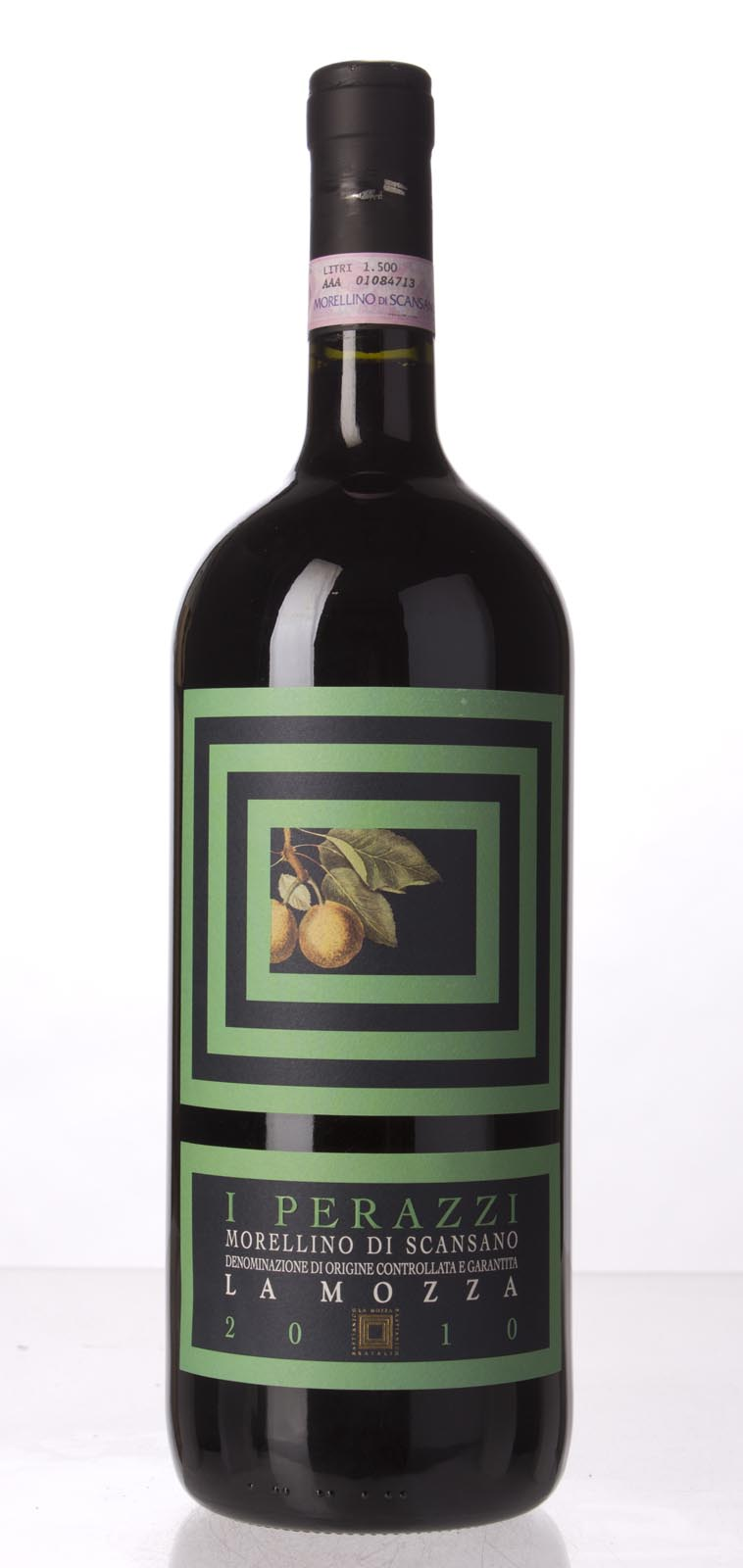 La Mozza Morellino di Scansano I Perazzi 2010, 1.5L (AG90) from The BPW - Merchants of rare and fine wines.