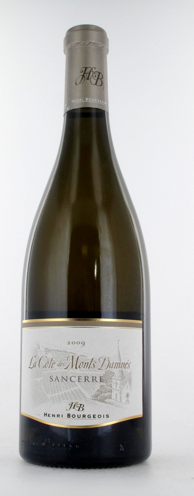 Henri Bourgeois Sancerre La Cote des Monts Damnes 2012,  () from The BPW - Merchants of rare and fine wines.