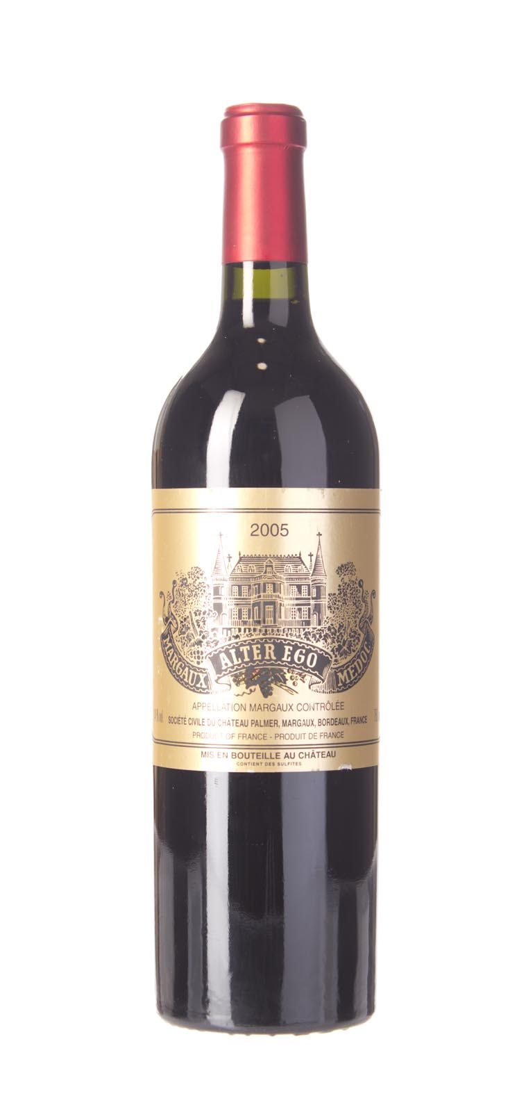 Alter Ego de Palmer 2005, 750mL (WA90, WS92) from The BPW - Merchants of rare and fine wines.