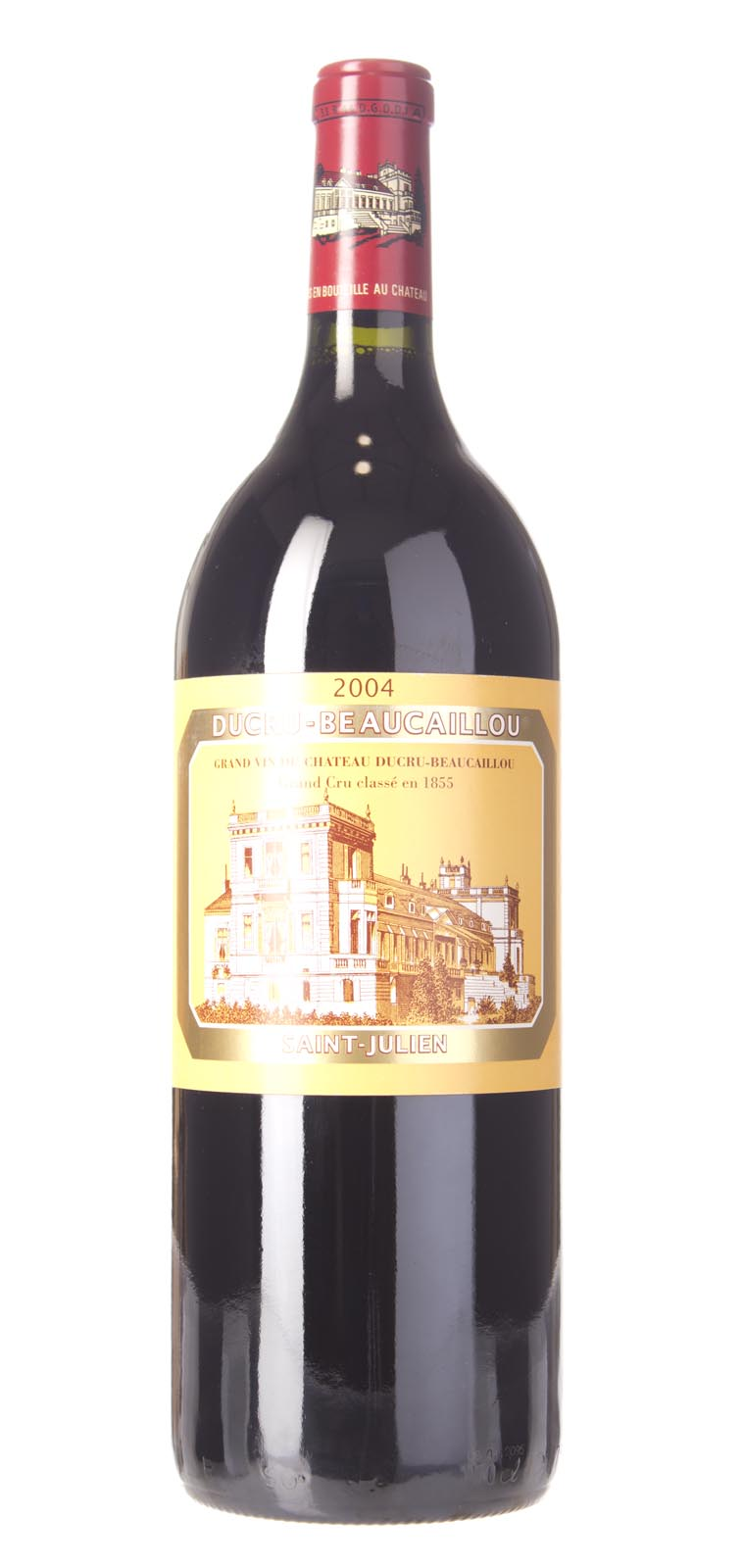 Ducru Beaucaillou 2004, 1.5L (JS92, WA93, WS92) from The BPW - Merchants of rare and fine wines.