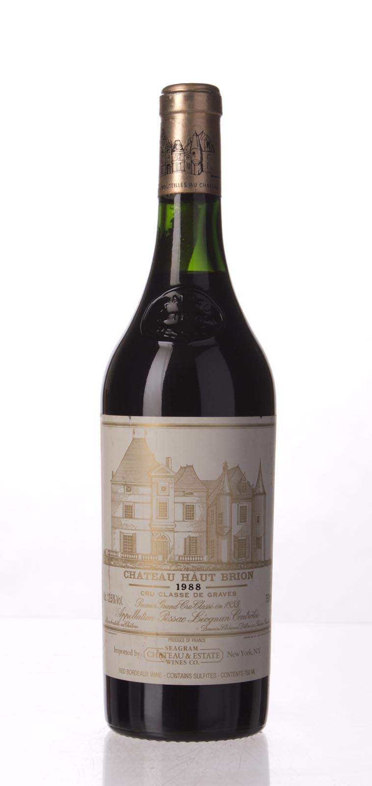 Haut Brion 1988, 750mL (WS98) from The BPW - Merchants of rare and fine wines.