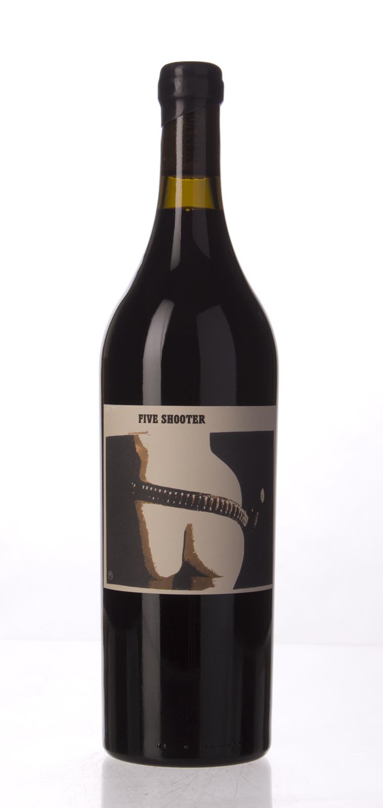 Sine Qua Non Grenache Five Shooter 2010, 750mL (AG97, WA98) from The BPW - Merchants of rare and fine wines.