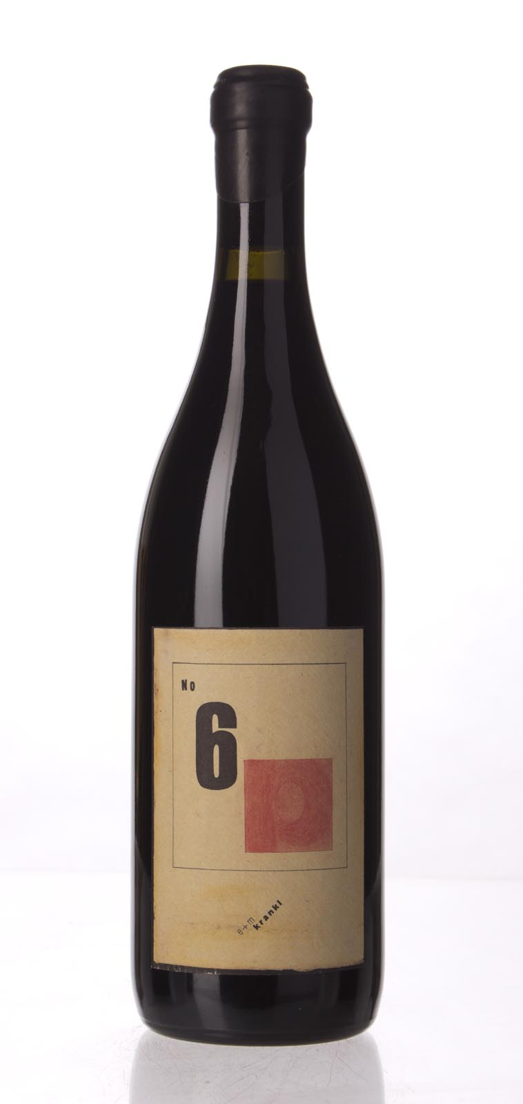 Sine Qua Non Pinot Noir #6 2001, 750mL (ST91) from The BPW - Merchants of rare and fine wines.