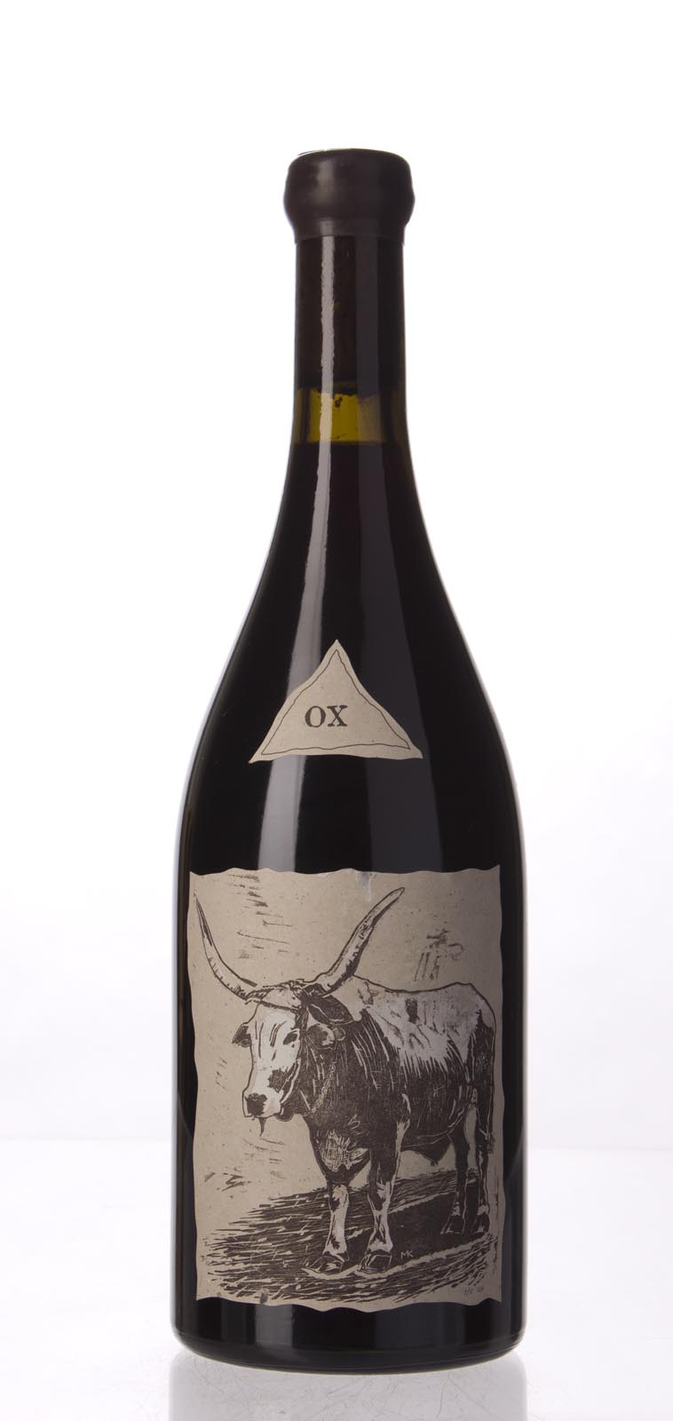 Sine Qua Non Pinot Noir Ox 1999, 750mL () from The BPW - Merchants of rare and fine wines.