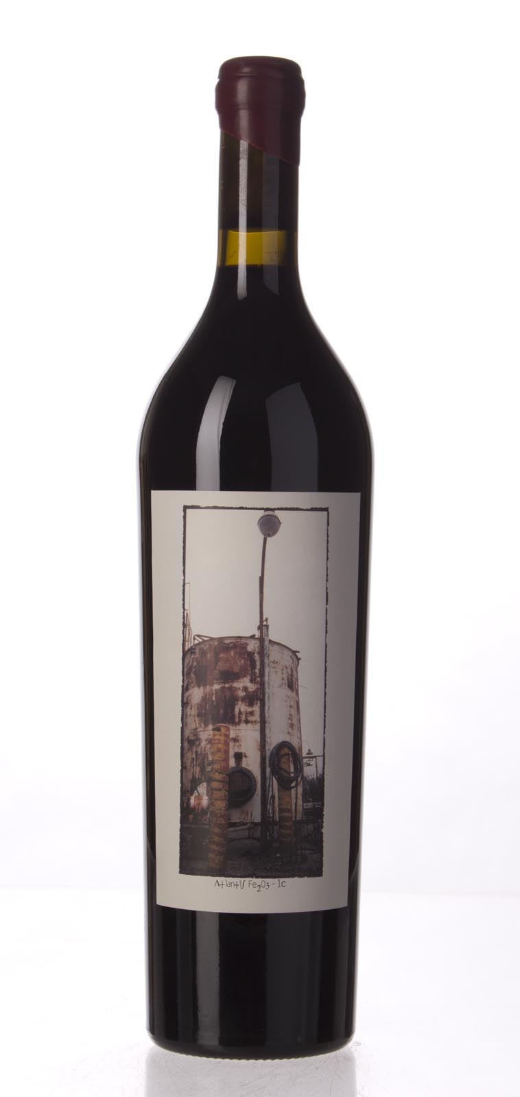 Sine Qua Non Syrah Atlantis Fe2O3 1c 2005, 750mL (WA100) from The BPW - Merchants of rare and fine wines.