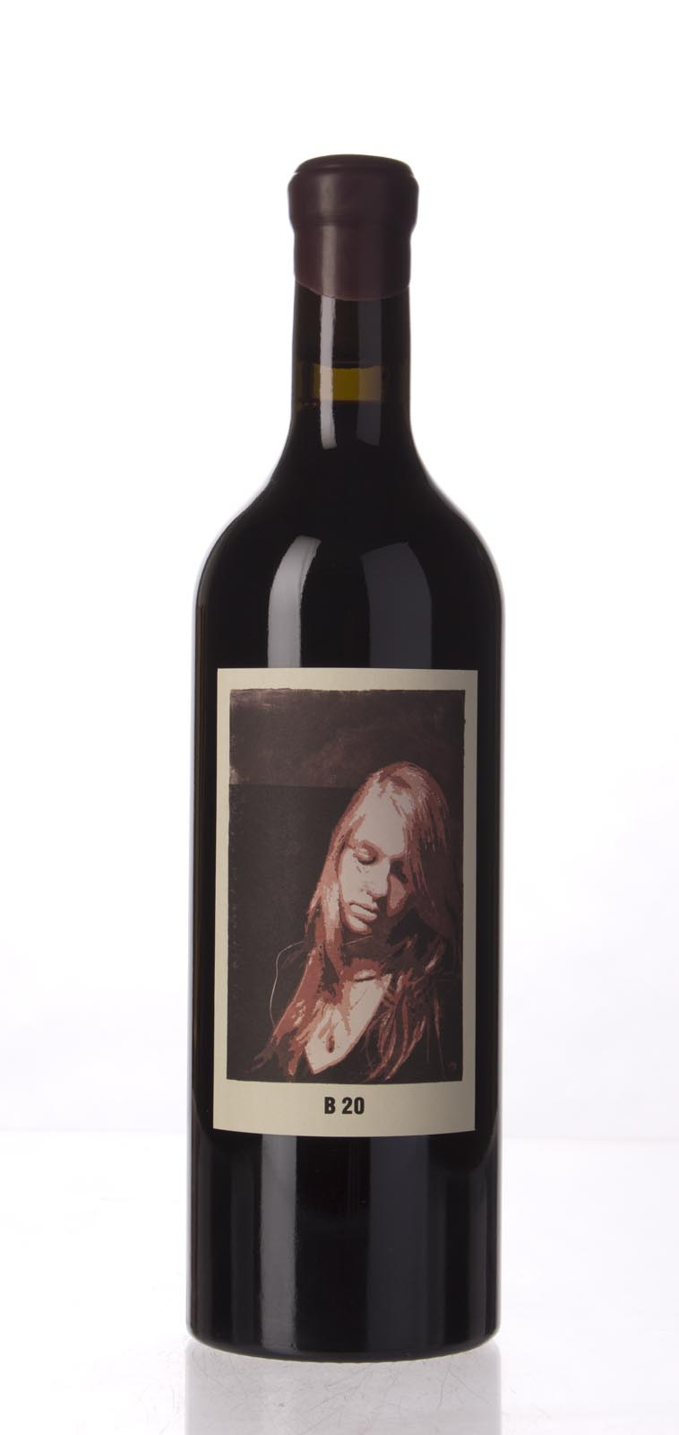 Sine Qua Non Syrah B 20 2008, 750mL (JS94, WA95, ST94, WS93) from The BPW - Merchants of rare and fine wines.