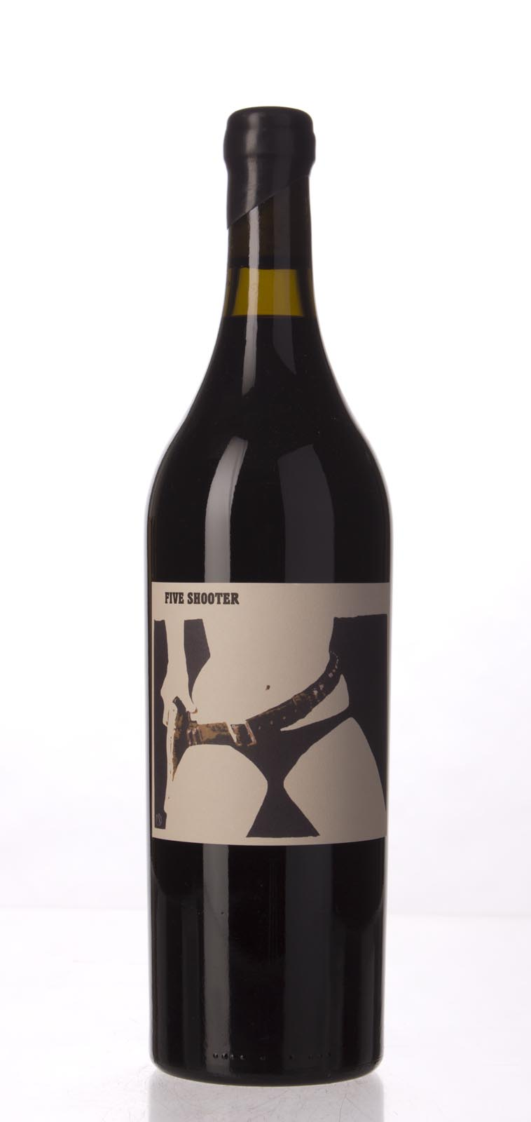 Sine Qua Non Syrah Five Shooter 2010, 750mL (AG98, WA98+) from The BPW - Merchants of rare and fine wines.