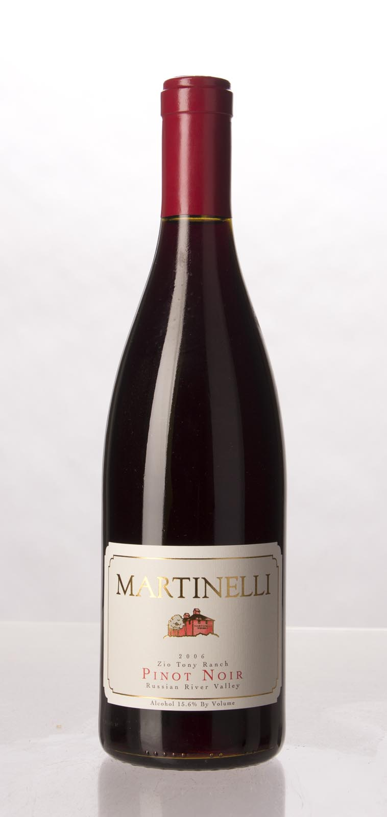 Martinelli Pinot Noir Zio Tony Ranch 2006,  (WA94) from The BPW - Merchants of rare and fine wines.