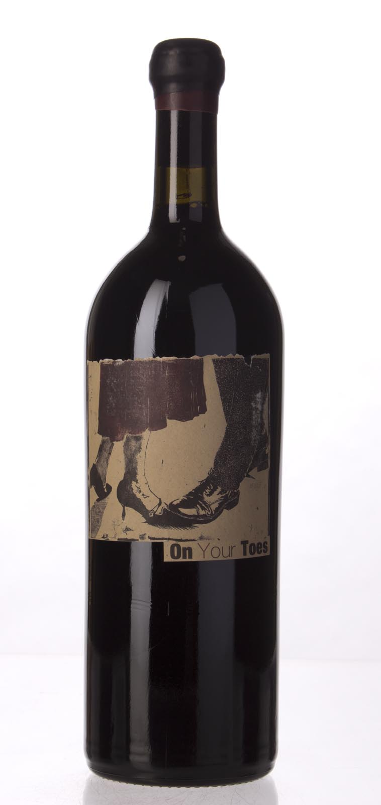 Sine Qua Non Syrah On Your Toes 2001, 750mL (WA99) from The BPW - Merchants of rare and fine wines.