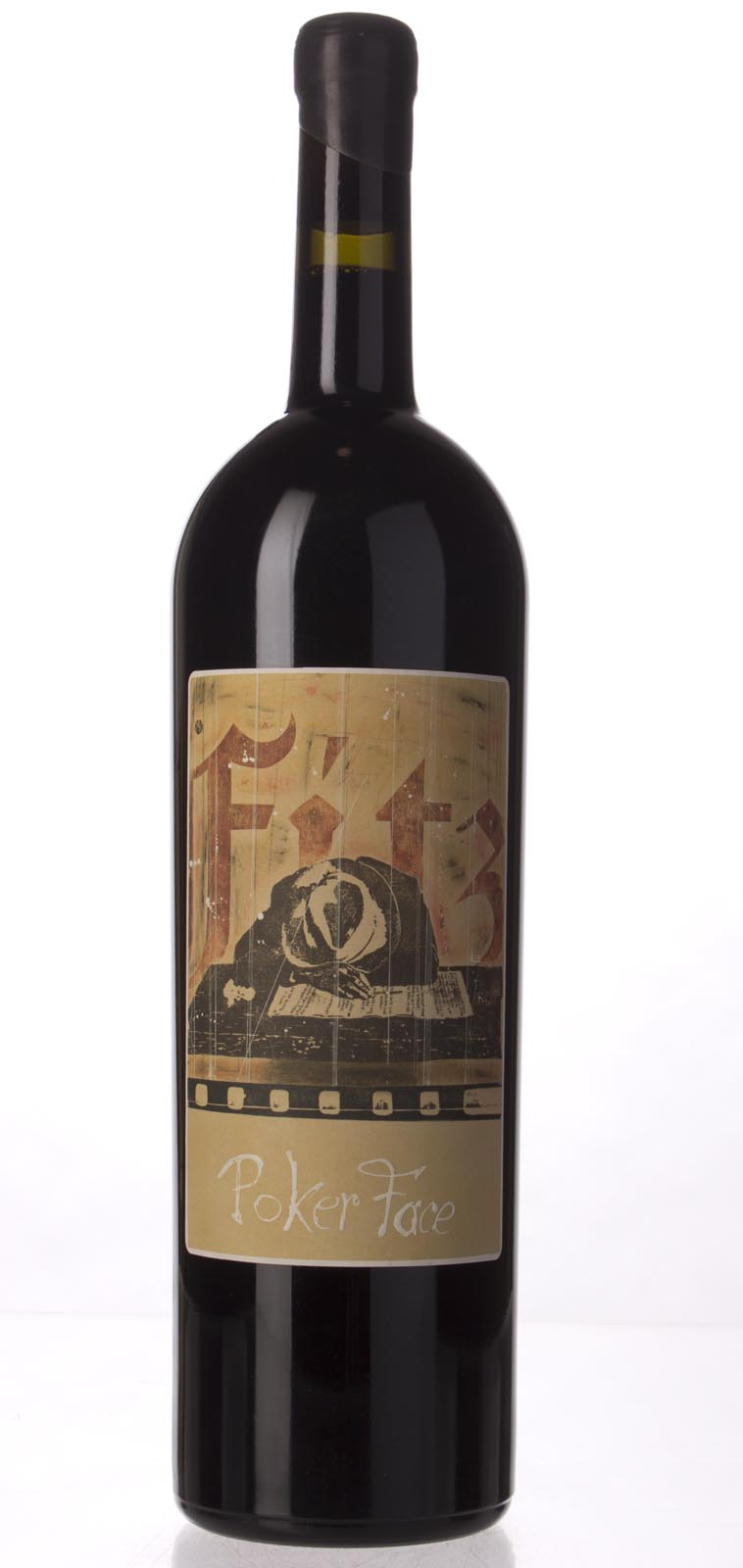 Sine Qua Non Syrah Poker Face 2004, 1.5L (WA100) from The BPW - Merchants of rare and fine wines.