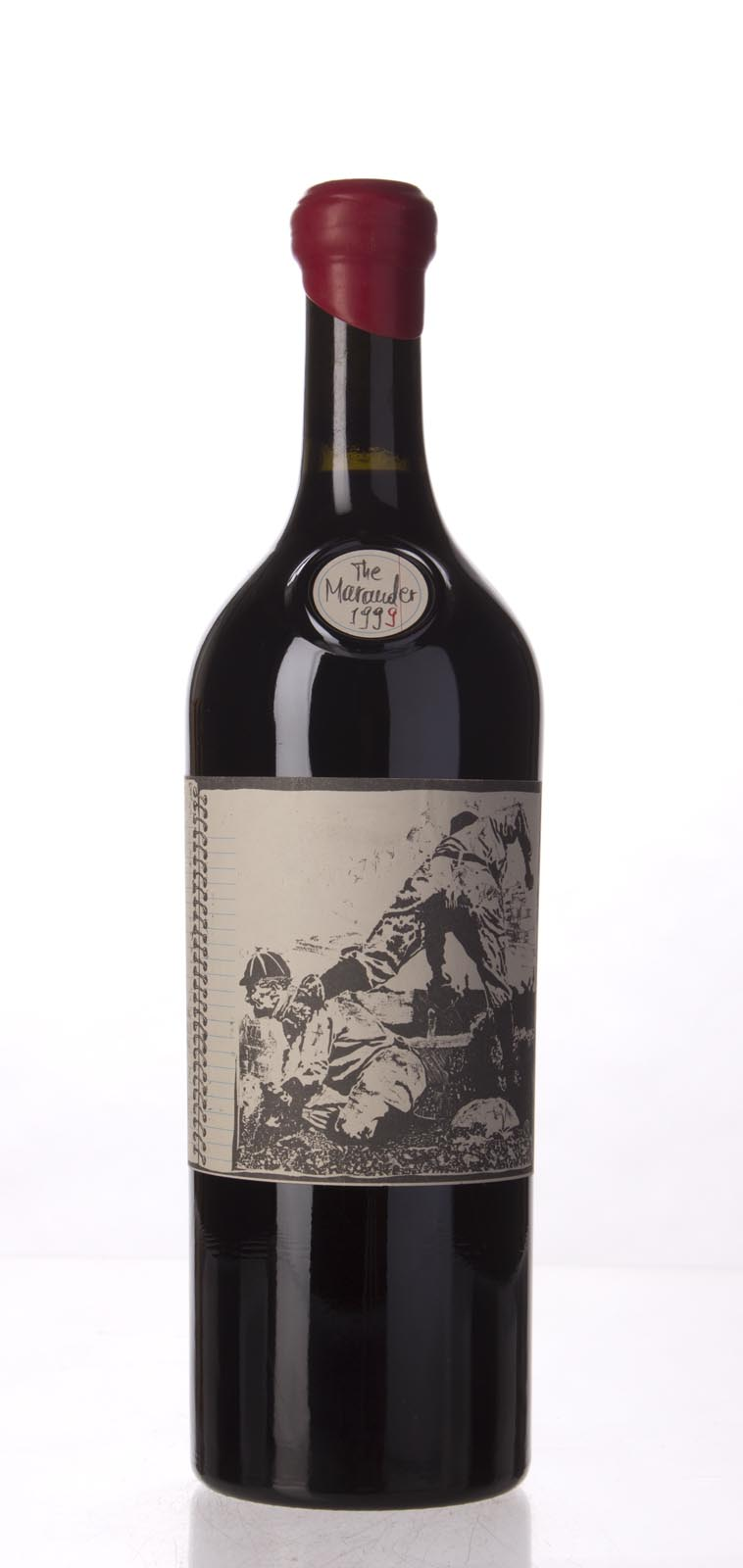 Sine Qua Non Syrah The Marauder 1999, 750mL (WA95) from The BPW - Merchants of rare and fine wines.