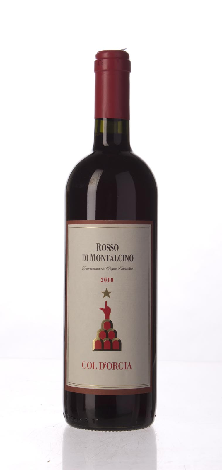 Col d`Orcia Rosso di Montalcino    2010 2010,  (JS90, WS90) from The BPW - Merchants of rare and fine wines.