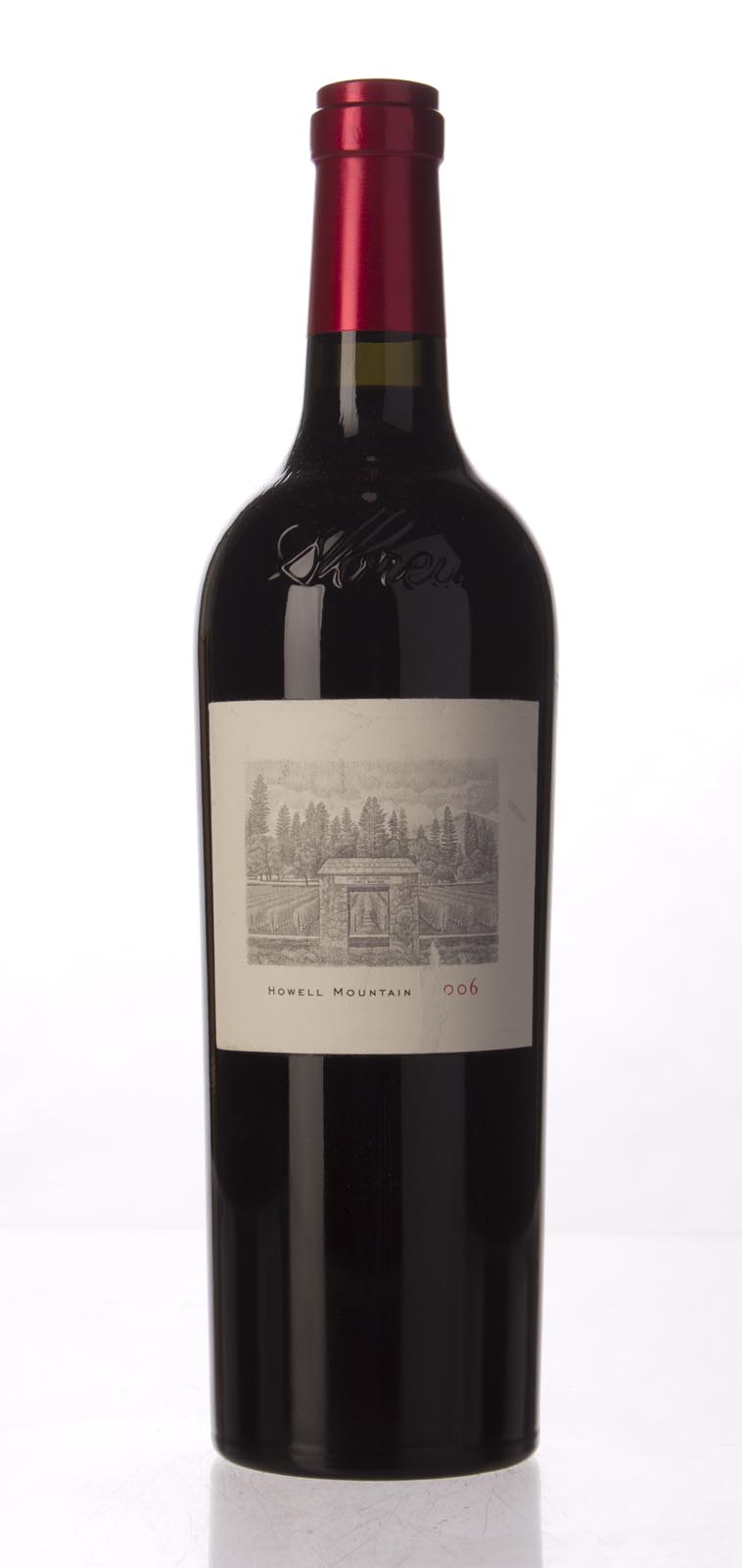 Abreu Cabernet Sauvignon Howell Mountain 2006, 750mL (WA95+) from The BPW - Merchants of rare and fine wines.
