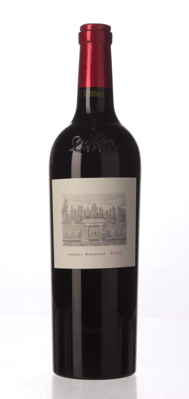 Abreu Cabernet Sauvignon Howell Mountain 2007, 750mL (WA98+) from The BPW - Merchants of rare and fine wines.