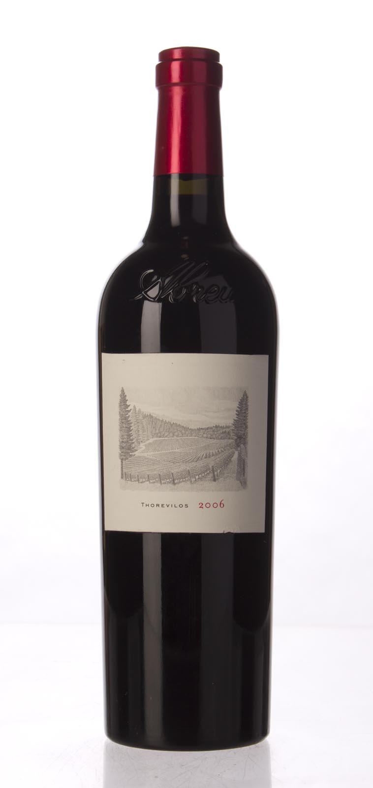 Abreu Cabernet Sauvignon Thorevilos 2006, 750mL (WA98) from The BPW - Merchants of rare and fine wines.