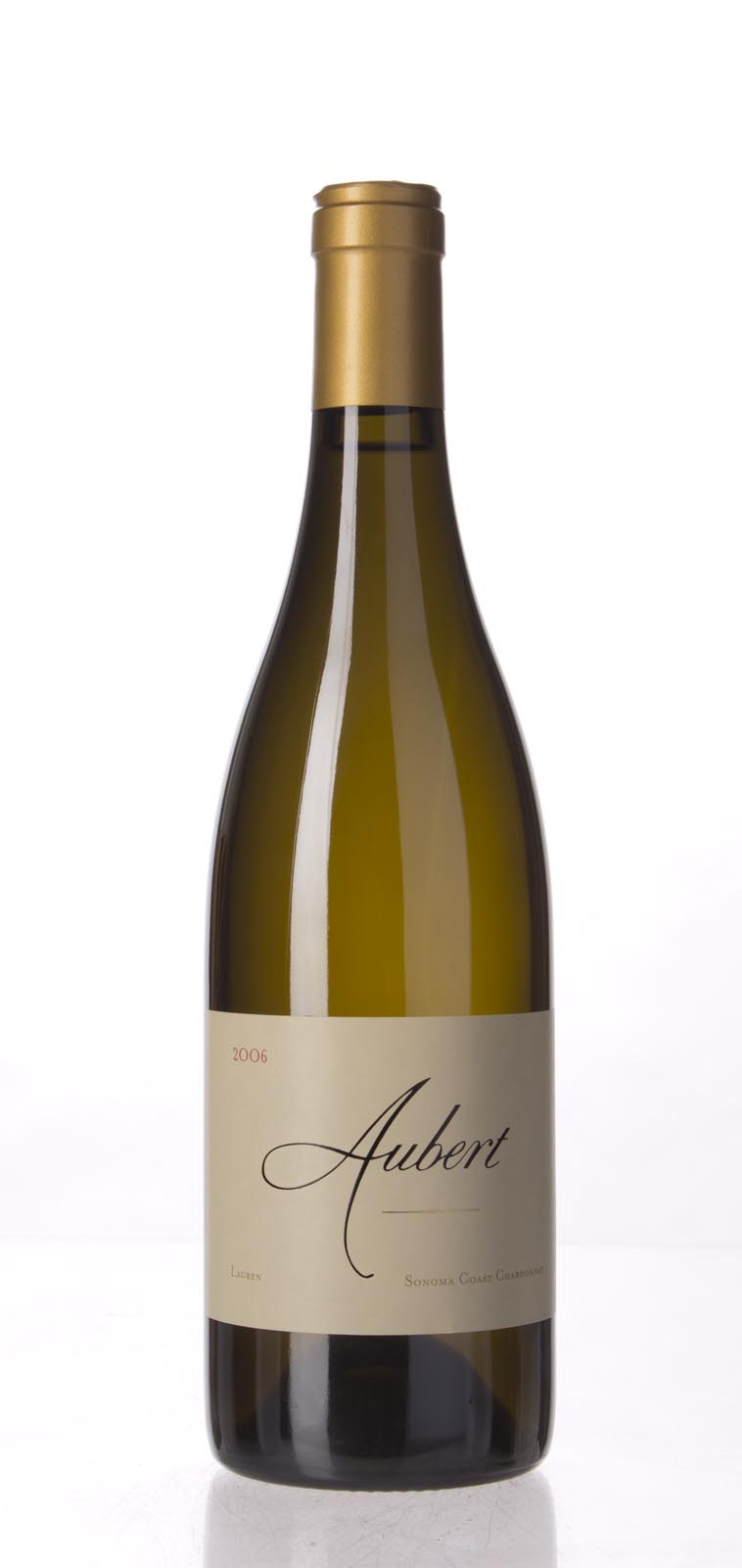 Aubert Chardonnay Lauren Vineyard 2006, 750mL (WA96) from The BPW - Merchants of rare and fine wines.