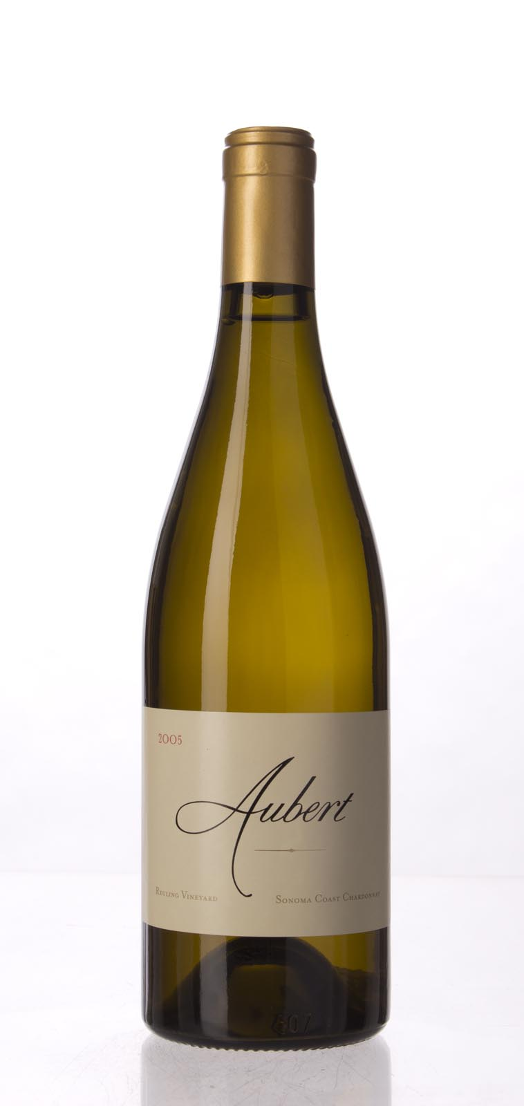 Aubert Chardonnay Reuling Vineyard 2005, 750mL (WA99) from The BPW - Merchants of rare and fine wines.