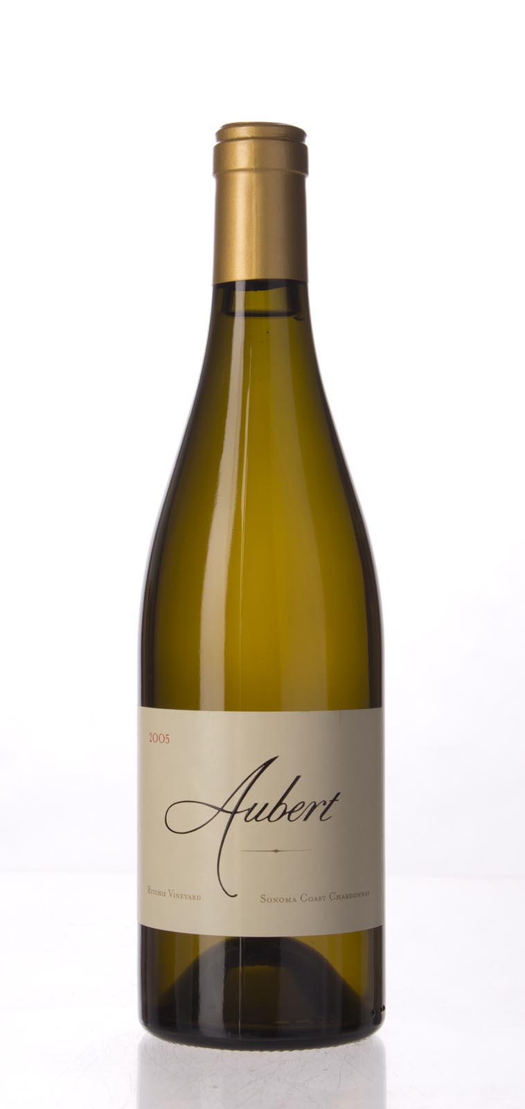 Aubert Chardonnay Ritchie Vineyard 2005, 750mL (WA96, ST96+) from The BPW - Merchants of rare and fine wines.