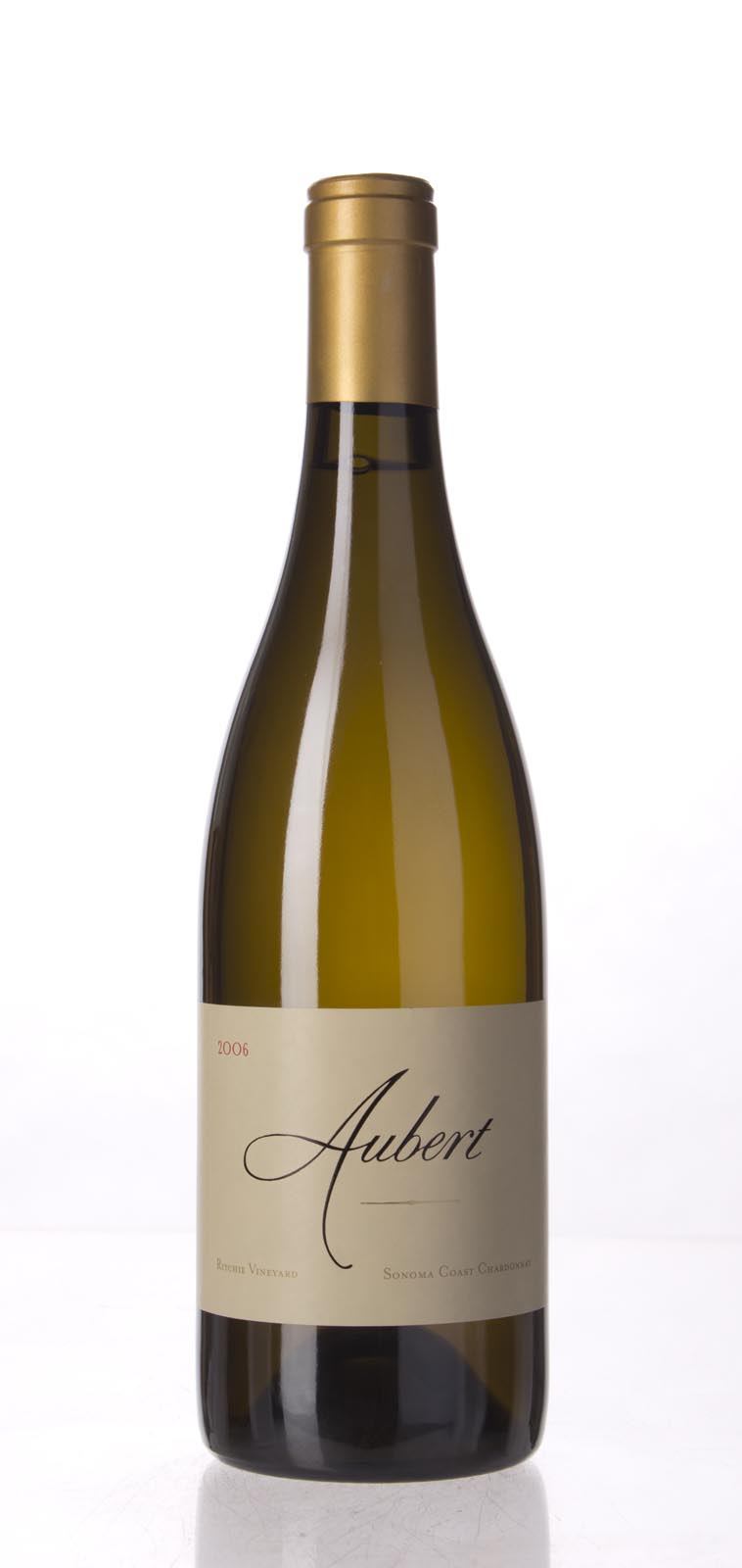 Aubert Chardonnay Ritchie Vineyard 2006, 750mL (ST95) from The BPW - Merchants of rare and fine wines.