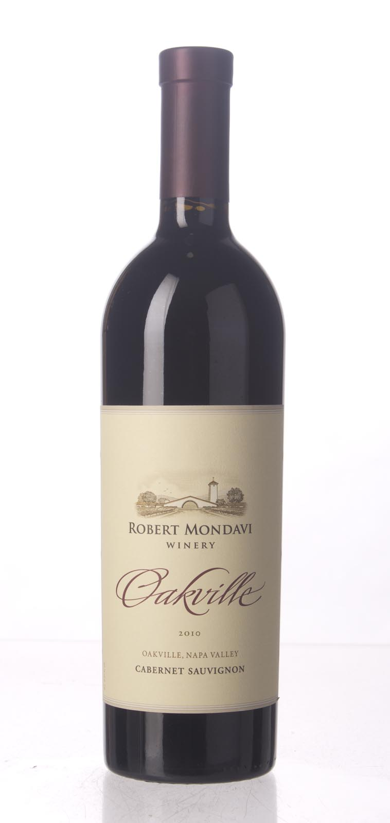 Robert Mondavi Cabernet Sauvignon Oakville 2010, 750mL (AG94, WA94+) from The BPW - Merchants of rare and fine wines.