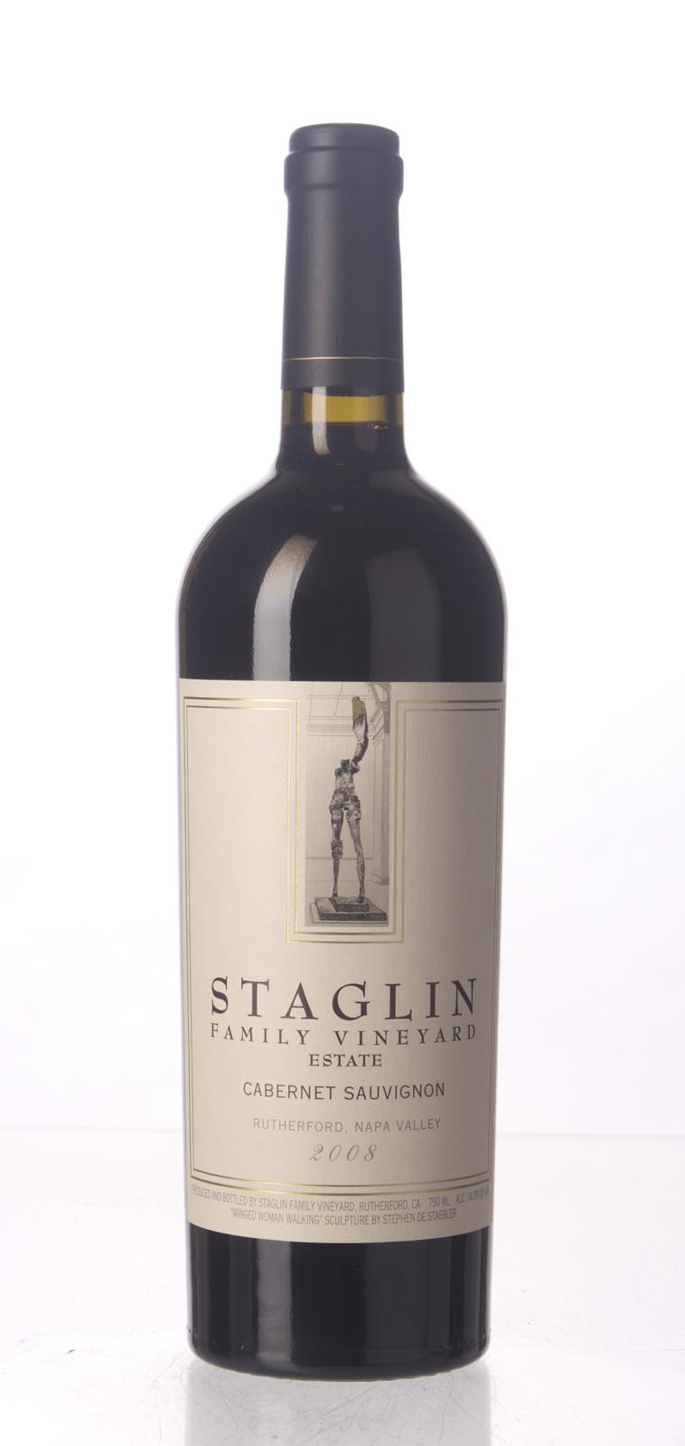 Staglin Family Vineyard Cabernet Sauvignon Rutherford 2008, 750mL (ST92, WS94) from The BPW - Merchants of rare and fine wines.