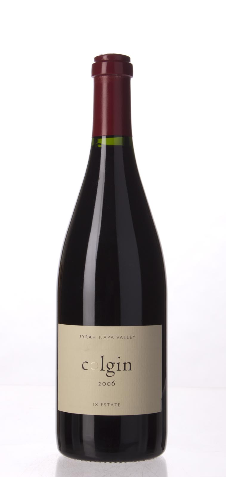Colgin Syrah IX Estate 2006, 750mL (ST94, WS95) from The BPW - Merchants of rare and fine wines.