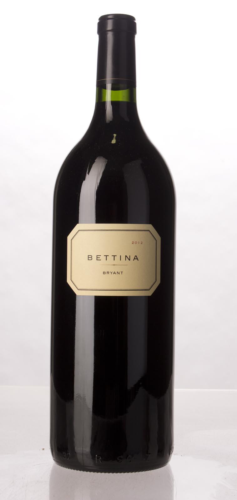 Bryant Family Vineyard Proprietary Red Bettina Bryant 2012, 1.5L (WA96, VN94, JS96, WS94) from The BPW - Merchants of rare and fine wines.