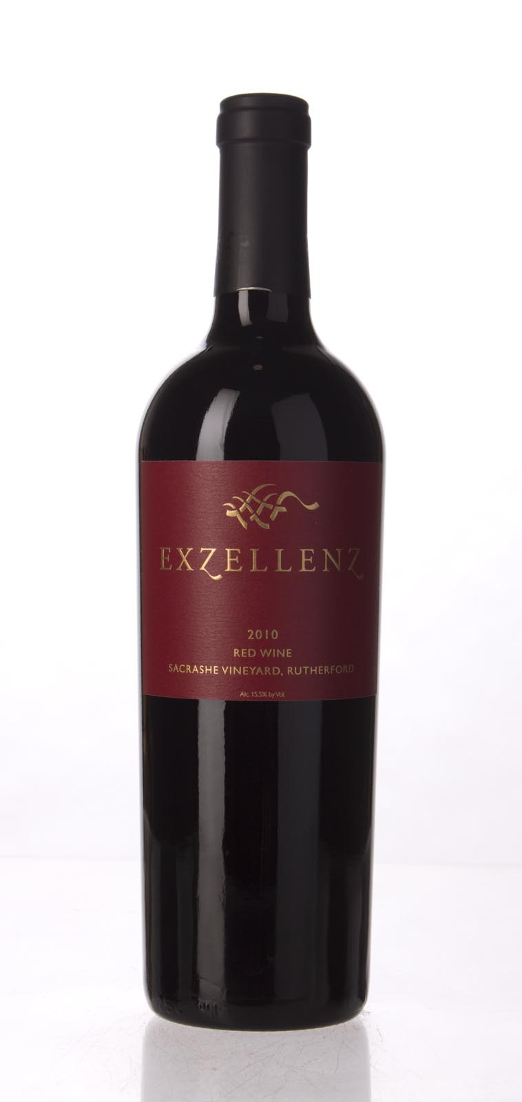 Hall Winery Cabernet Sauvignon Excellenz 2010, 750mL (WA100) from The BPW - Merchants of rare and fine wines.