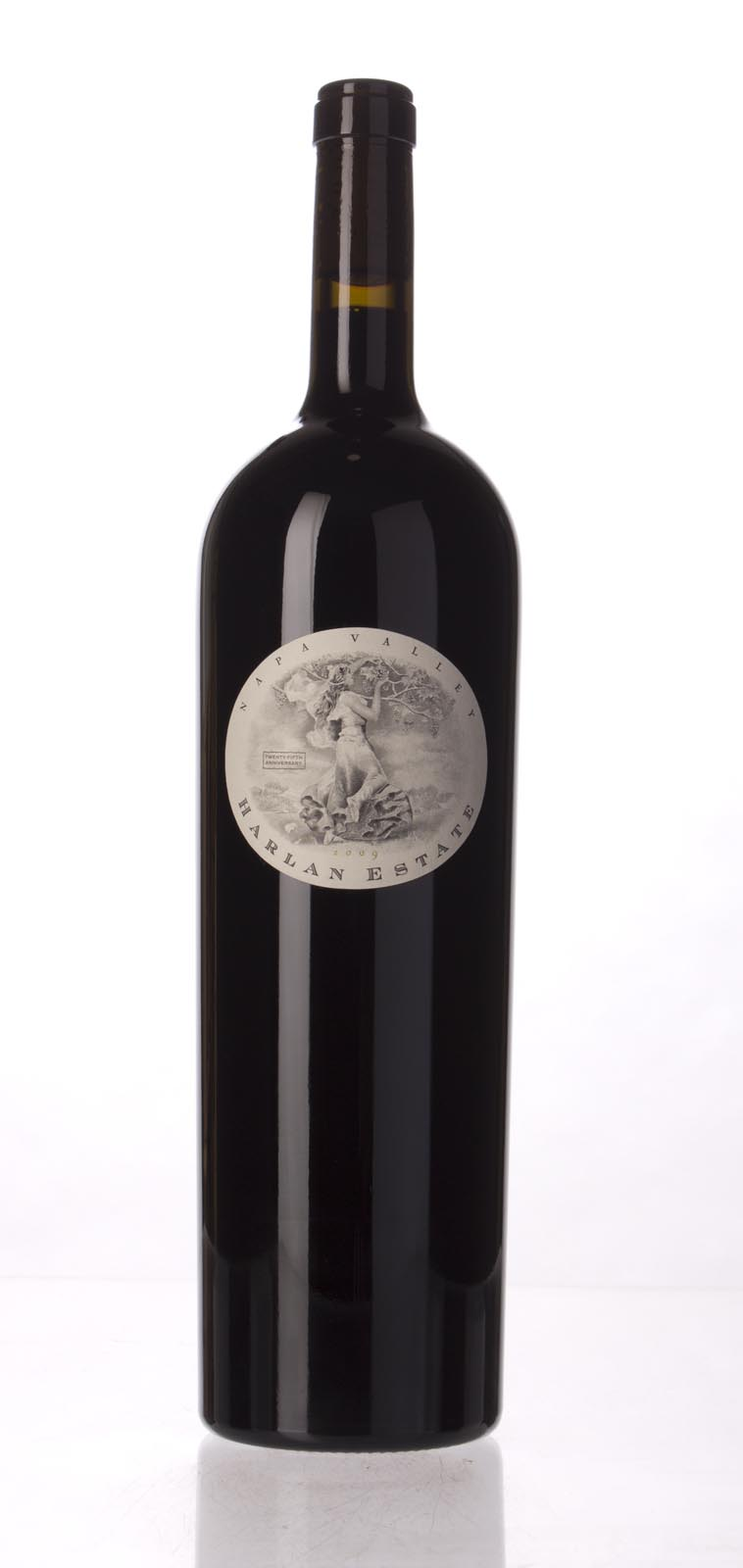 Harlan Estate Proprietary Red 2009, 1.5L (WA96-98, ST97+, WS96) from The BPW - Merchants of rare and fine wines.