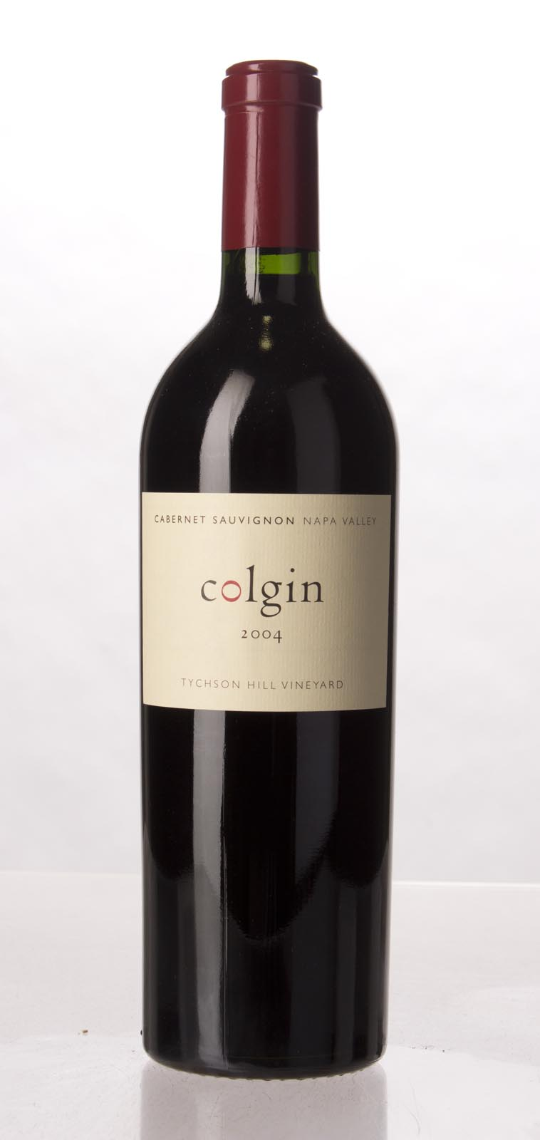 Colgin Cabernet Sauvignon Tychson Hill Vineyard 2004, 750mL (WA96, VN96, WS95) from The BPW - Merchants of rare and fine wines.