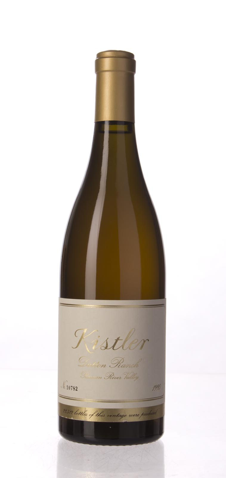Kistler Chardonnay Dutton Ranch 1995, 750mL (WA93, WS91) from The BPW - Merchants of rare and fine wines.