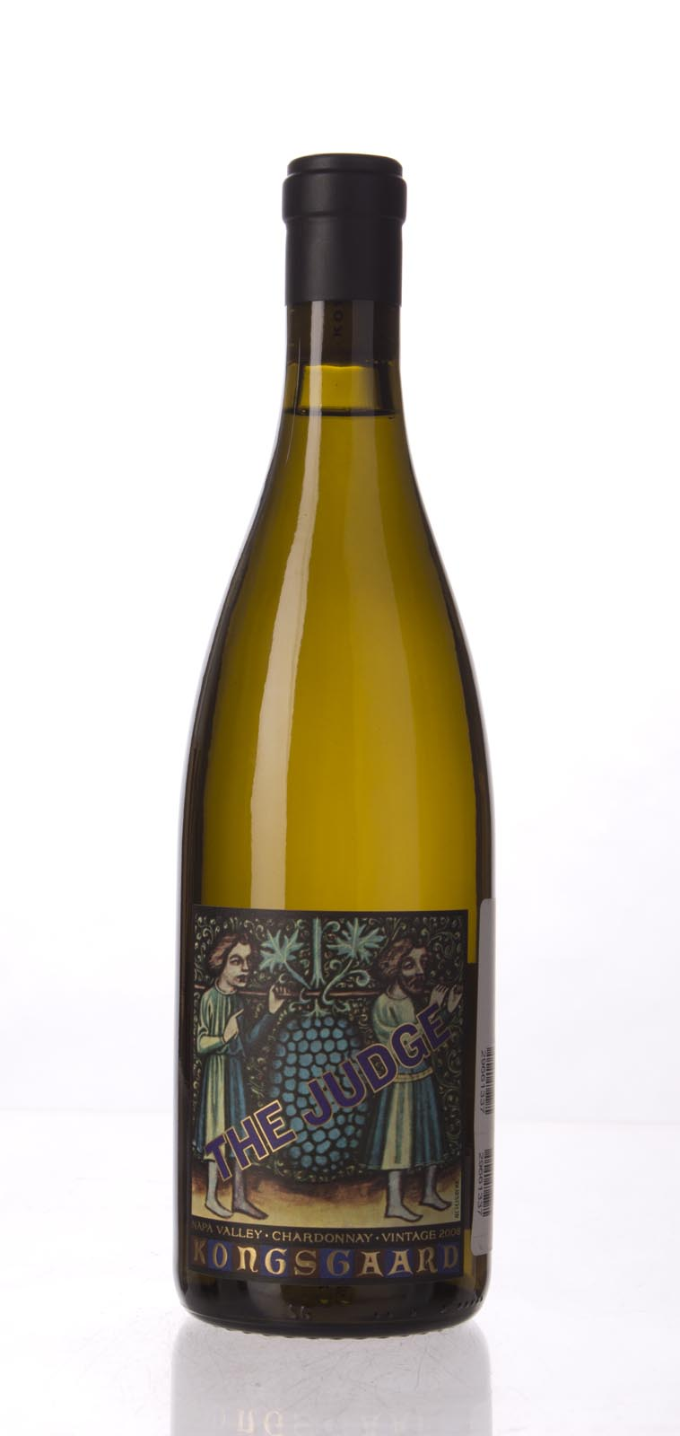 Kongsgaard Chardonnay The Judge 2008, 750mL (WA97, ST95) from The BPW - Merchants of rare and fine wines.