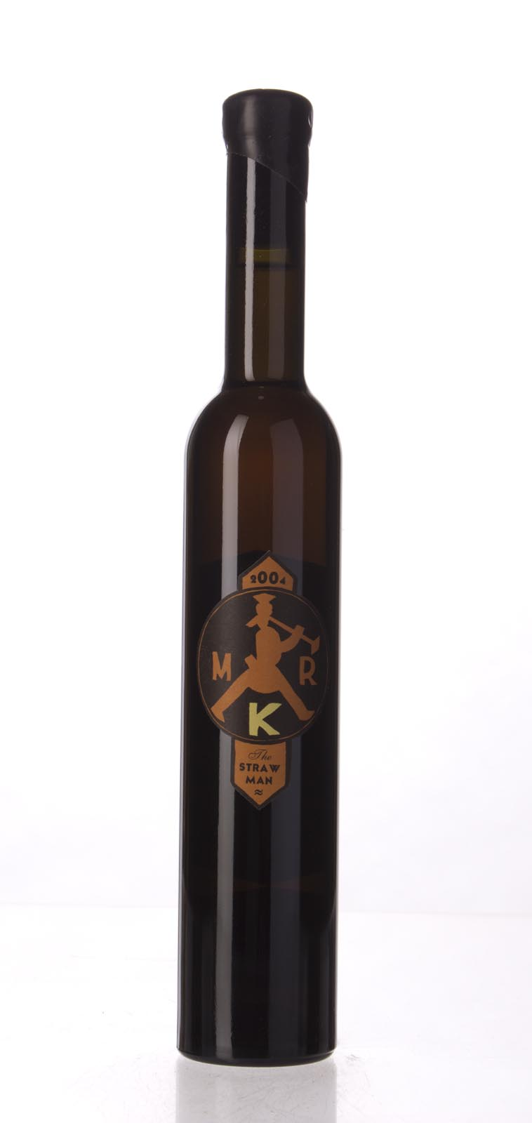 Mr. K The Strawman Vin de Paille 2004, 375mL (WA100) from The BPW - Merchants of rare and fine wines.