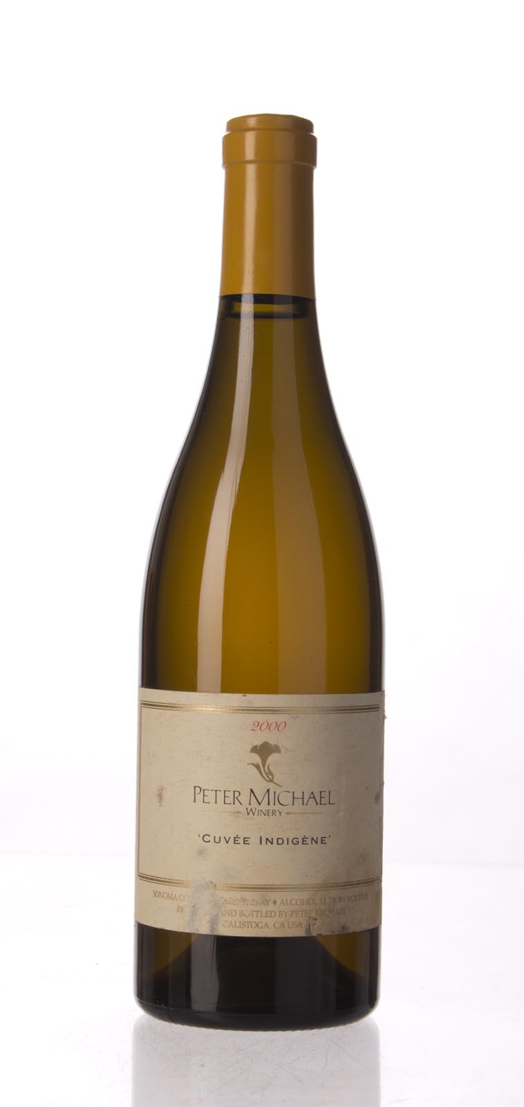 Peter Michael Winery Chardonnay Cuvee Indigene 2000, 750mL (ST92) from The BPW - Merchants of rare and fine wines.