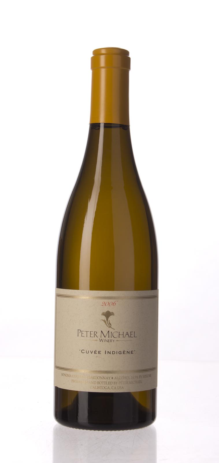 Peter Michael Winery Chardonnay Cuvee Indigene 2006, 750mL (WA93, ST94) from The BPW - Merchants of rare and fine wines.