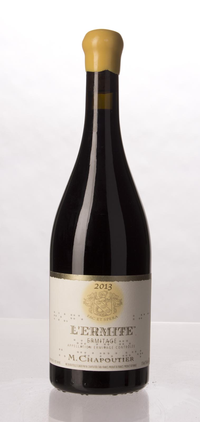 Chapoutier Ermitage l`Ermite 2013, 750mL (WA96+) from The BPW - Merchants of rare and fine wines.