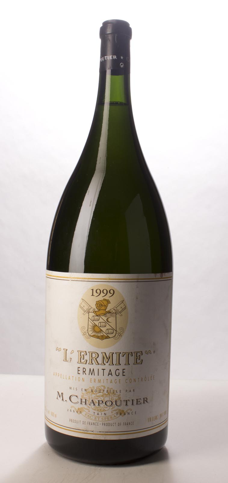 Chapoutier Ermitage l`Ermite Blanc 1999, 6L (WA100) from The BPW - Merchants of rare and fine wines.