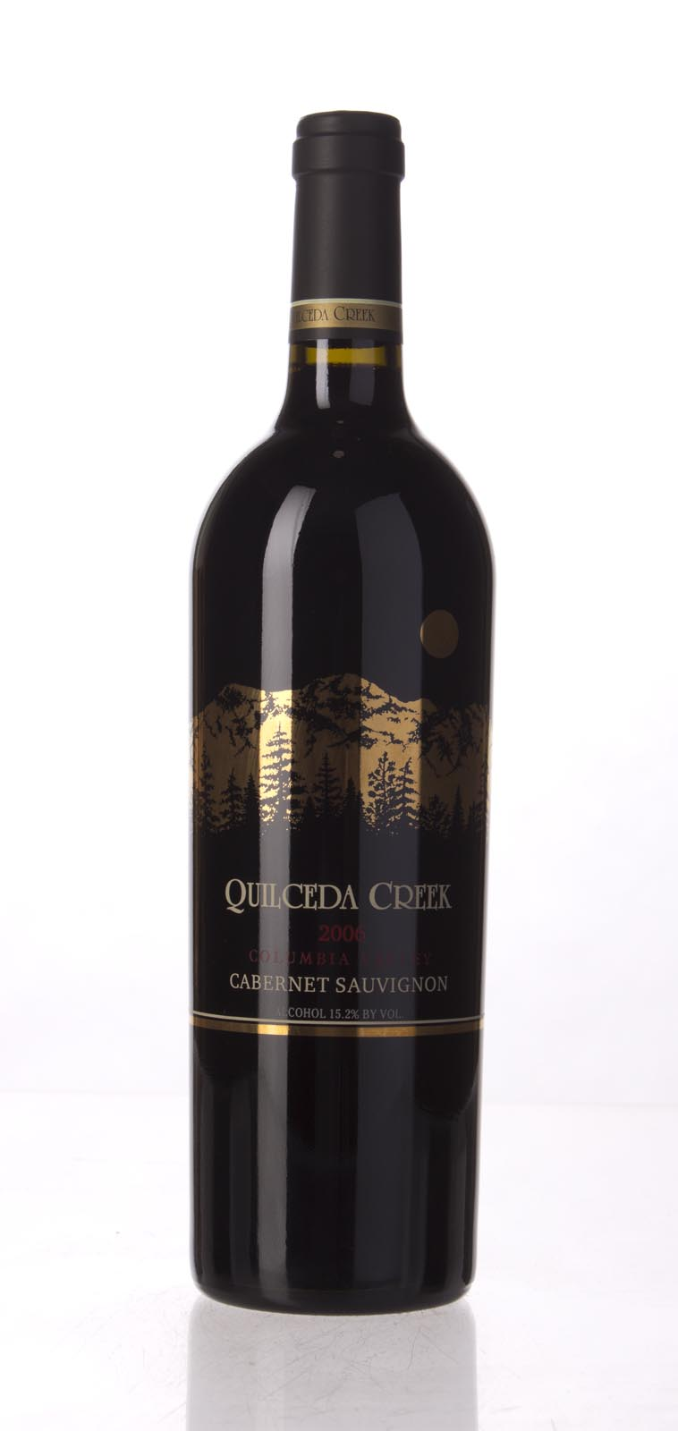Quilceda Creek Cabernet Sauvignon 2006, 750mL (WA96, ST95+, WS94) from The BPW - Merchants of rare and fine wines.