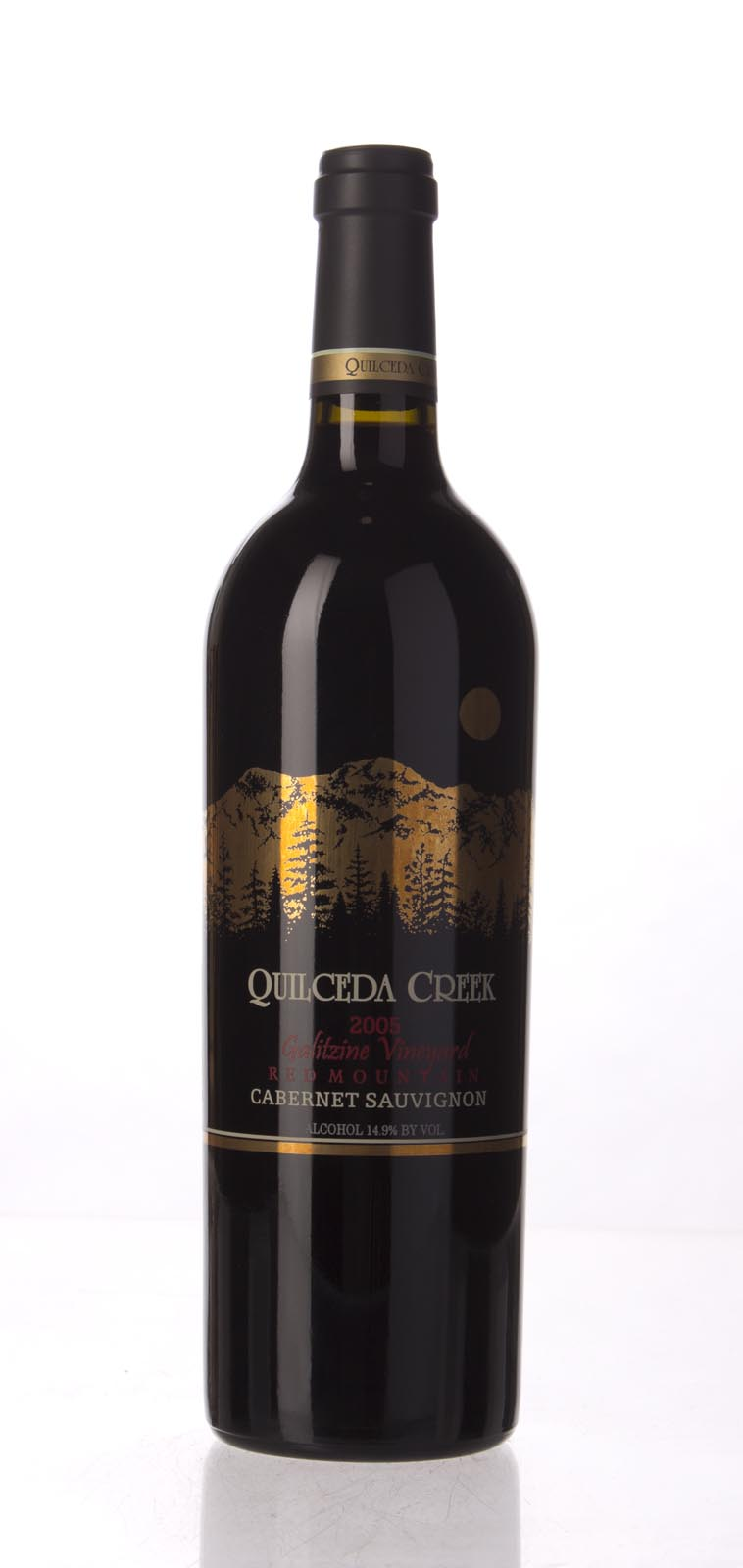 Quilceda Creek Cabernet Sauvignon Galitzine Vineyard 2005, 750mL (WA97, ST93-96) from The BPW - Merchants of rare and fine wines.