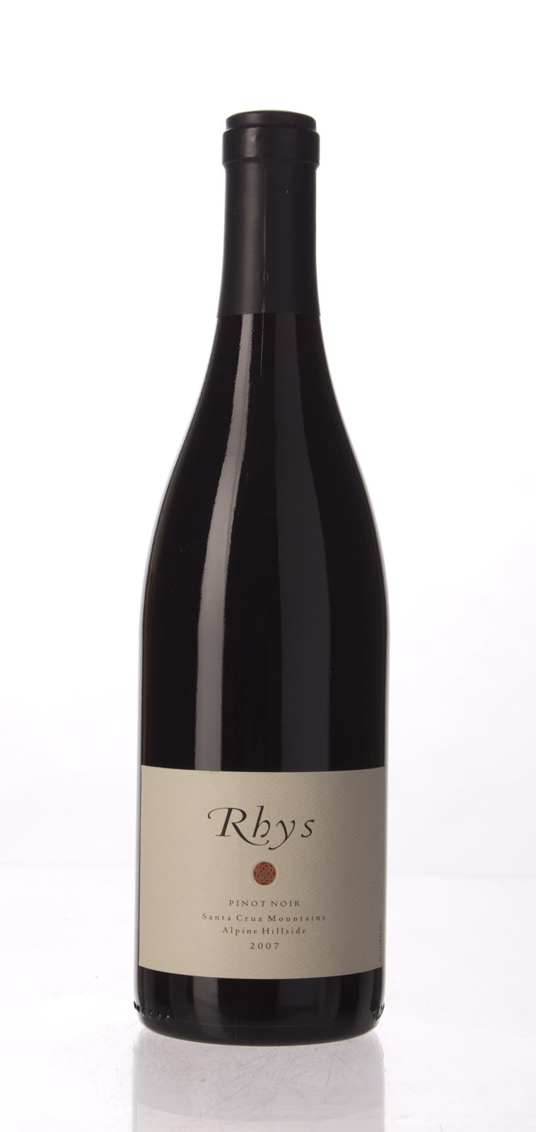 Rhys Vineyards Pinot Noir Alpine Hillside Vineyard 2007, 750mL (WA94-96) from The BPW - Merchants of rare and fine wines.