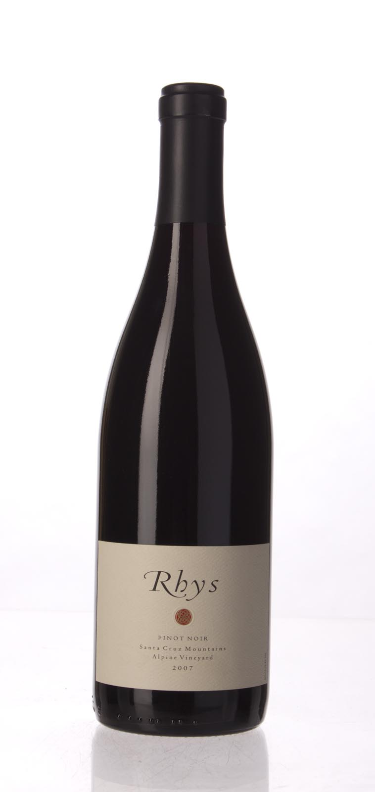 Rhys Vineyards Pinot Noir Alpine Vineyard 2007,  (BH92, WA93, ST93) from The BPW - Merchants of rare and fine wines.