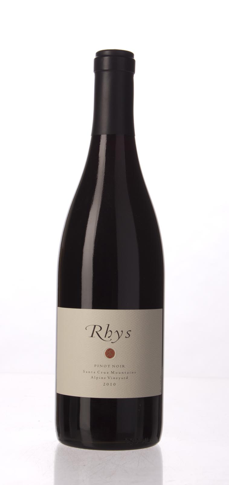 Rhys Vineyards Pinot Noir Alpine Vineyard 2010, 750mL (WA93, ST94) from The BPW - Merchants of rare and fine wines.
