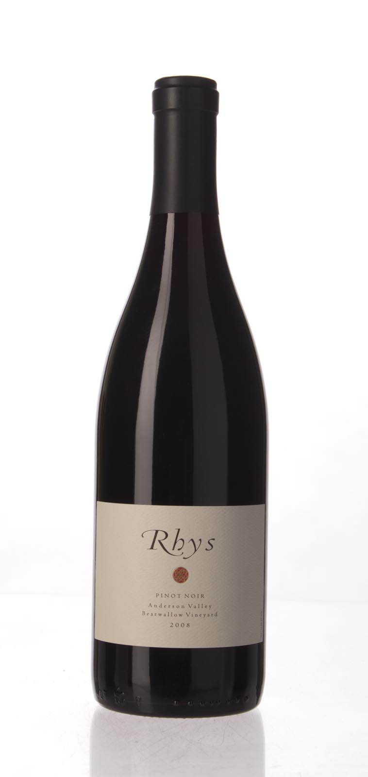 Rhys Vineyards Pinot Noir Bearwallow Vineyard 2008, 750mL (BH93, ST92) from The BPW - Merchants of rare and fine wines.