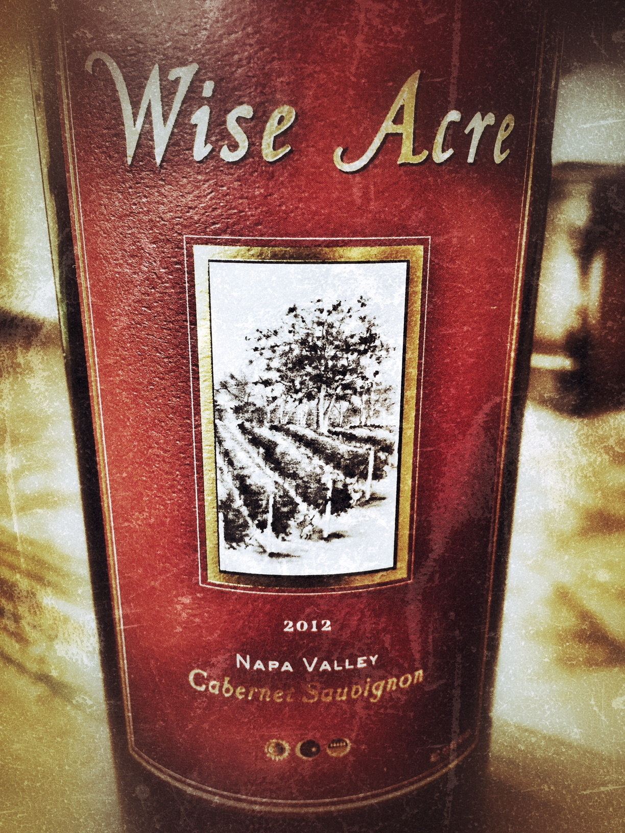 WiseAcre Cabernet Sauvignon Napa Valley by Grace Family 2012,  () from The BPW - Merchants of rare and fine wines.