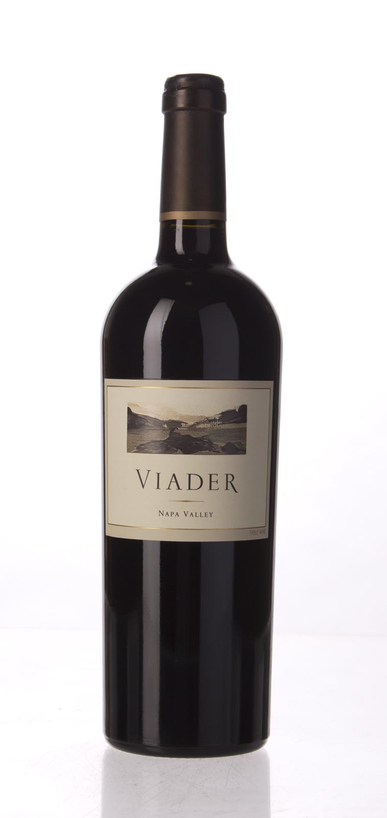 Viader Vineyards Proprietary Red Napa Valley 2001, 750mL (WA91, ST90) from The BPW - Merchants of rare and fine wines.