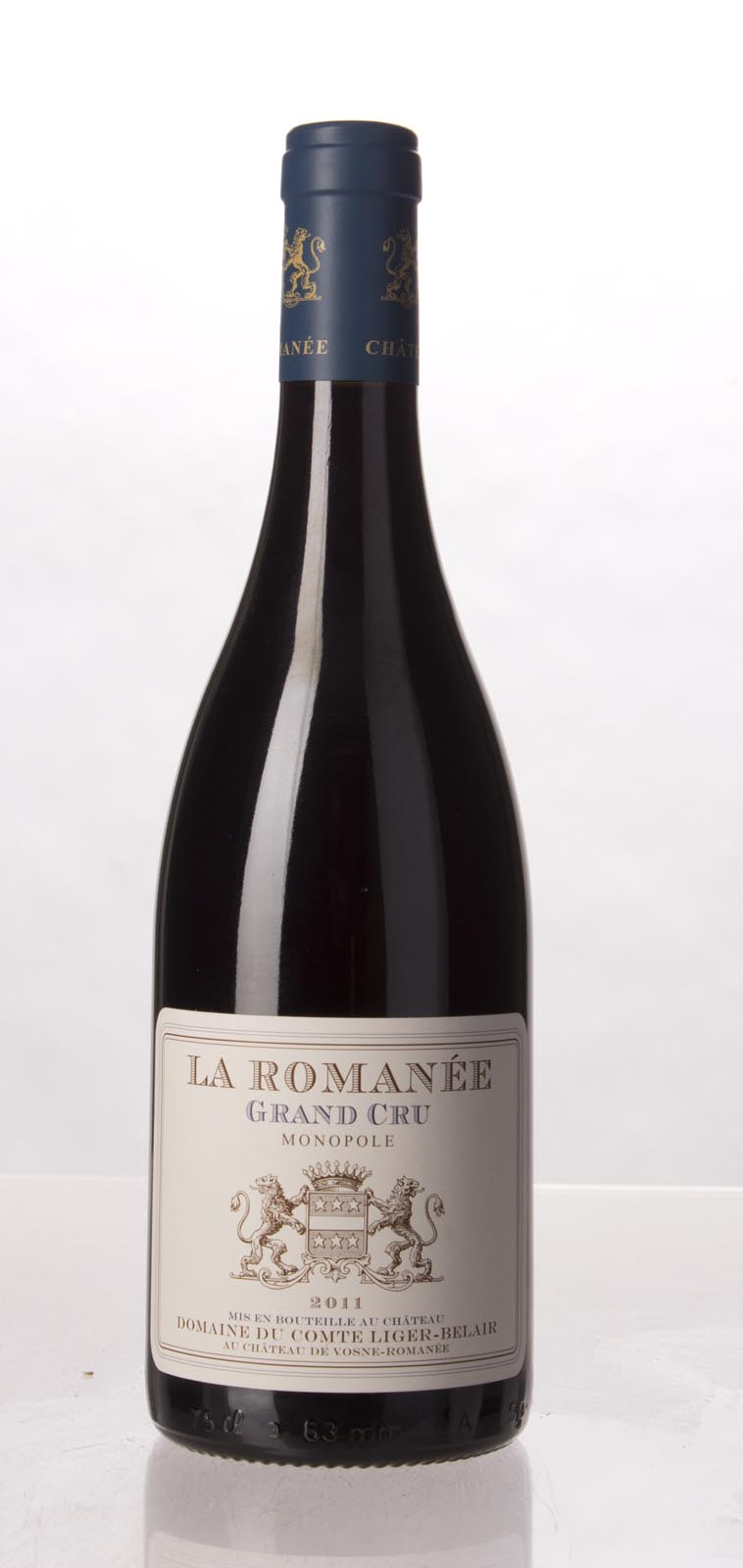 Domaine du Vicomte Liger Belair La Romanee 2011,  (WA97, VN97) from The BPW - Merchants of rare and fine wines.