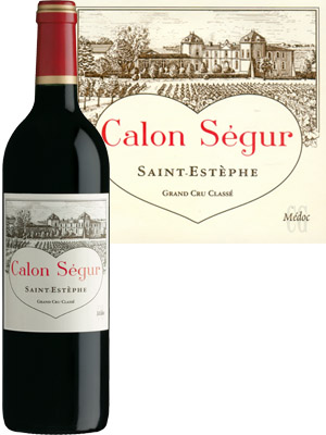 Calon Segur 1995,  (JS97, WS96, WA95) from The BPW - Merchants of rare and fine wines.