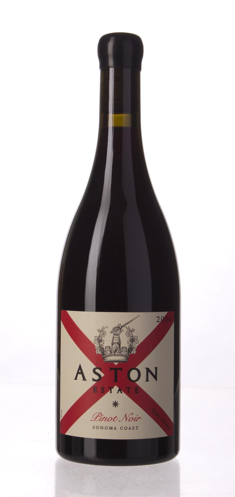 Aston Pinot Noir Clone 115/667 2006, 750mL () from The BPW - Merchants of rare and fine wines.