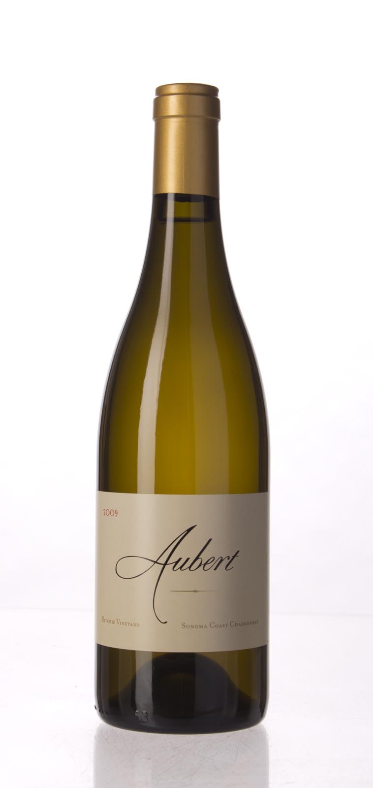 Aubert Chardonnay Ritchie Vineyard 2009, 750mL (WA94-96, WS96) from The BPW - Merchants of rare and fine wines.