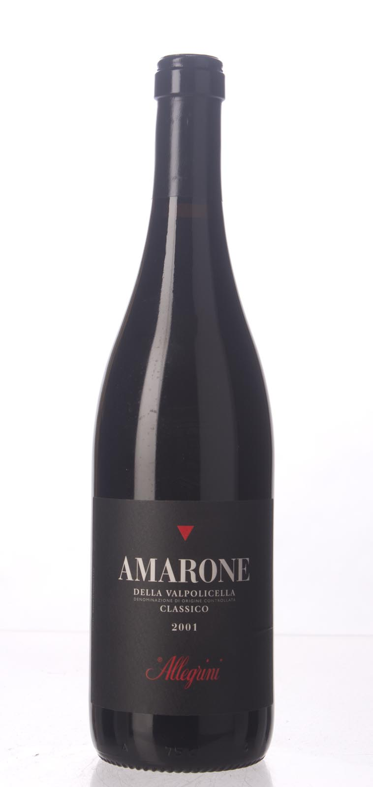 Allegrini Amarone Classico 2001, 750mL (WS93) from The BPW - Merchants of rare and fine wines.